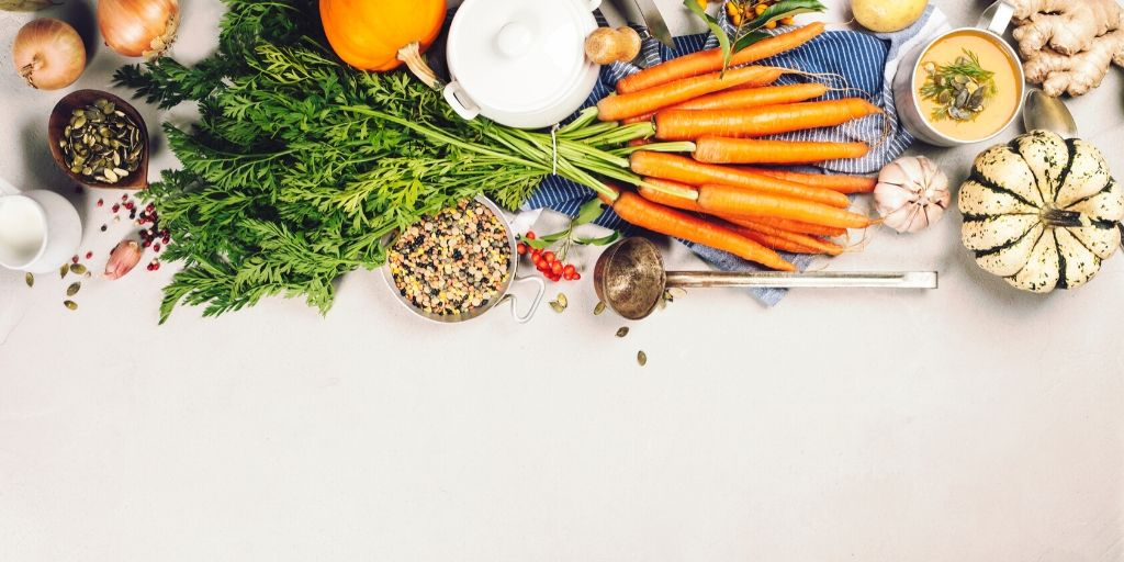 Healthy Cooking with Audrey & John – July 15